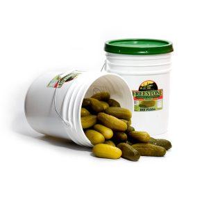 5 gal pickles